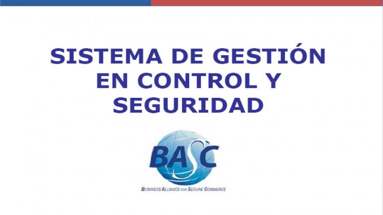 Charla Sobre el Sistema BASC en Planinvest